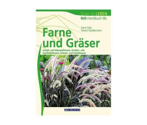 Produktbild BdS-Handbuch - Farne und Gräser