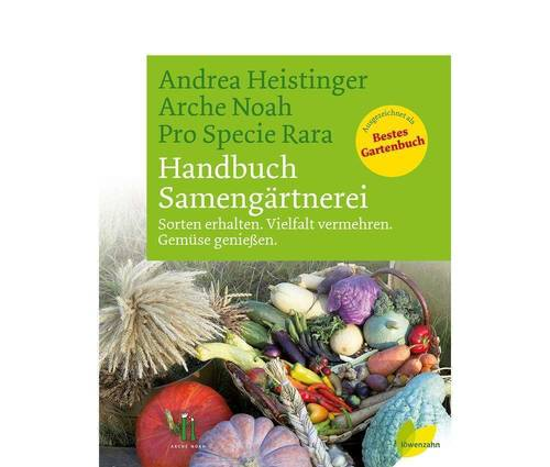 Produktbild Handbuch Samengärtnerei