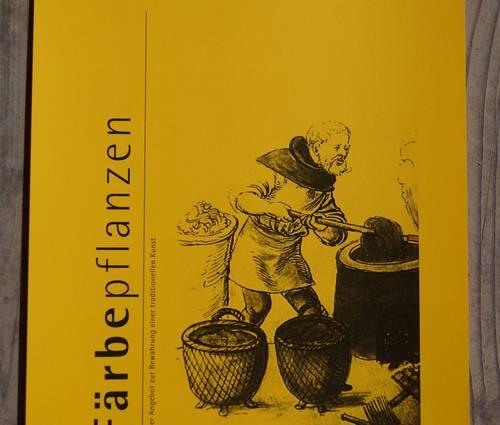 Produktbild Färbepflanzen